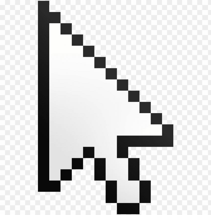 free PNG ixel cursor arrow transparent png - mouse cursor PNG image with transparent background PNG images transparent