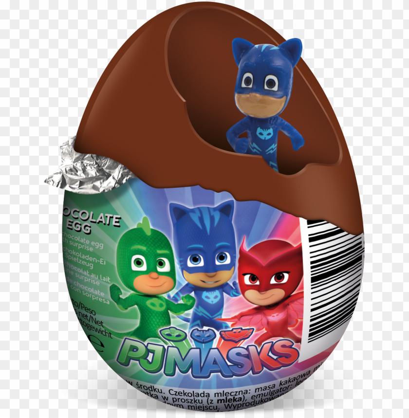 free PNG j masks chocolate egg - calendar 2018 boutique disney junior pj masks calendar PNG image with transparent background PNG images transparent