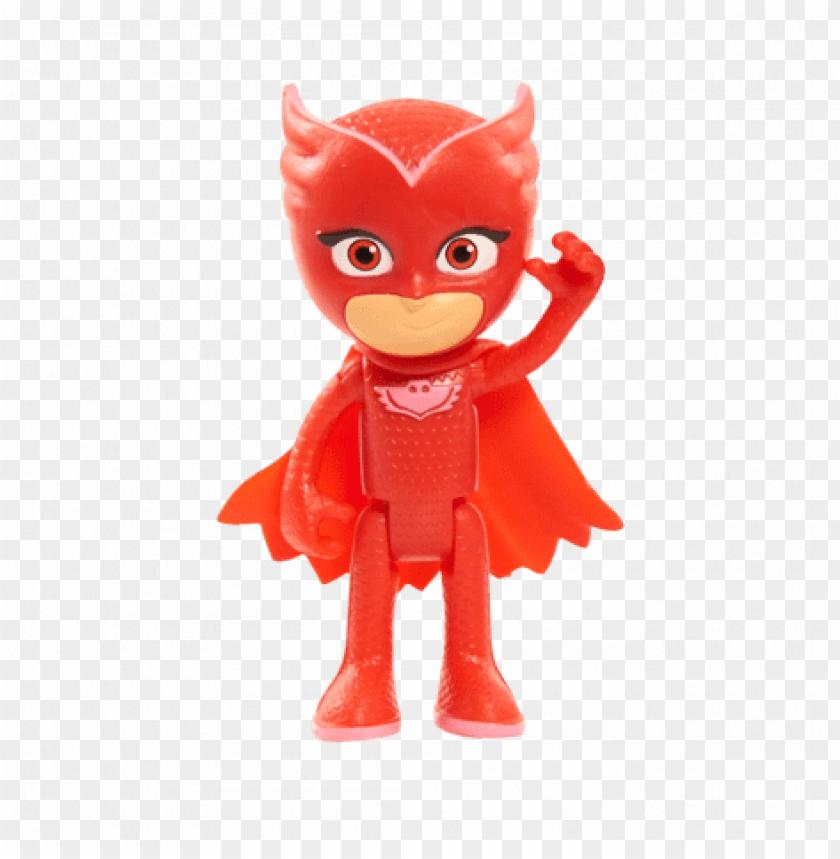 free PNG j masks single figure owlette - pj masks owlette toy PNG image with transparent background PNG images transparent