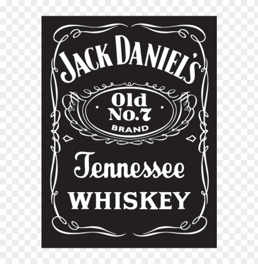 Jack Daniel S Logo Vector Toppng