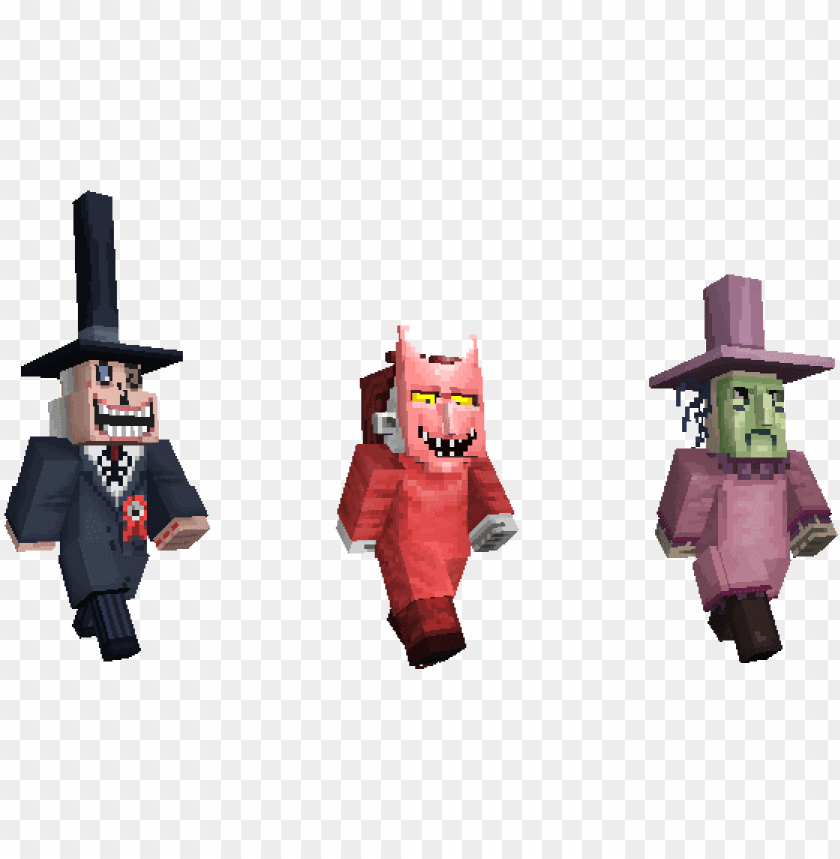free PNG jack skellington and his fearsome friends are all here, - minecraft the nightmare before christmas mashu PNG image with transparent background PNG images transparent
