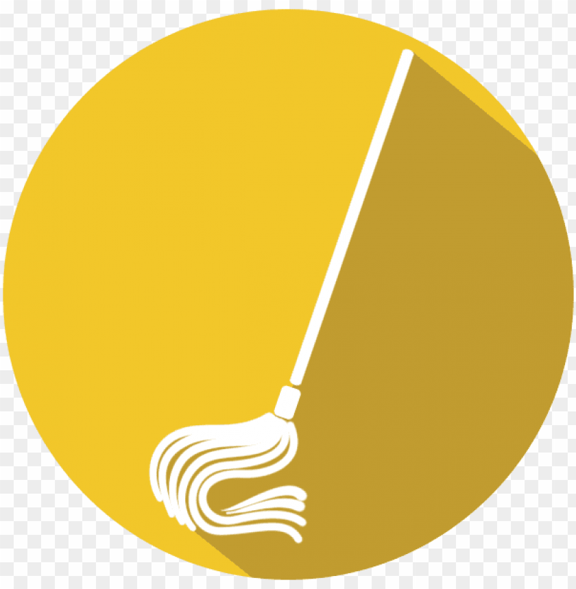 free PNG janicare commercial cleaning services - clean mop icon PNG image with transparent background PNG images transparent
