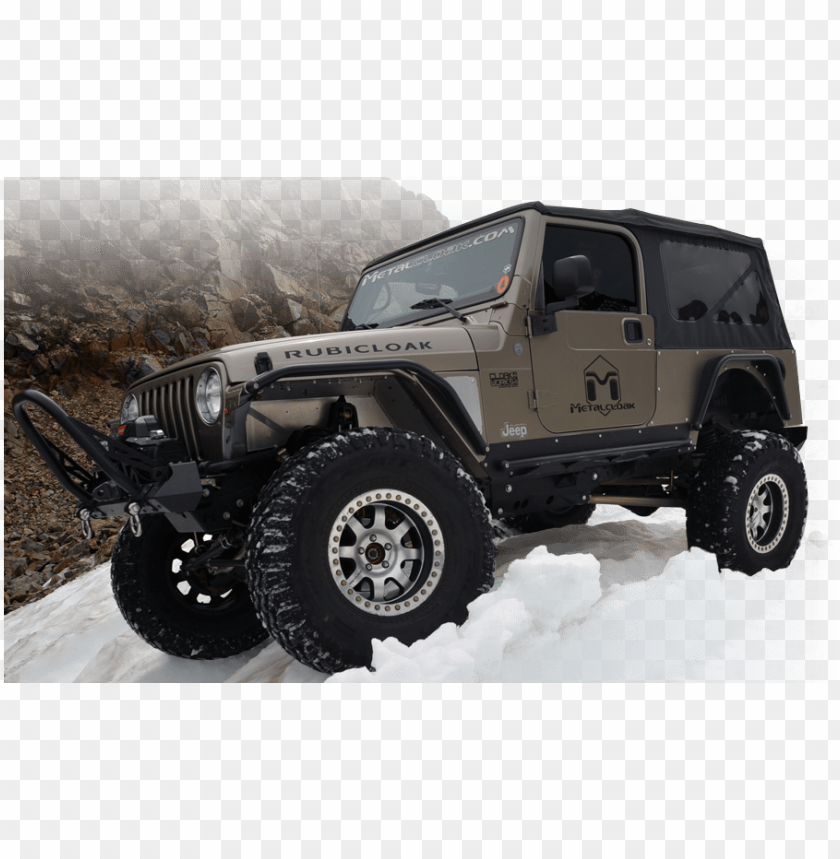 free PNG jeep wrangler rubicon, jeep tj, jeep brand, custom - metalcloak fenders tj PNG image with transparent background PNG images transparent