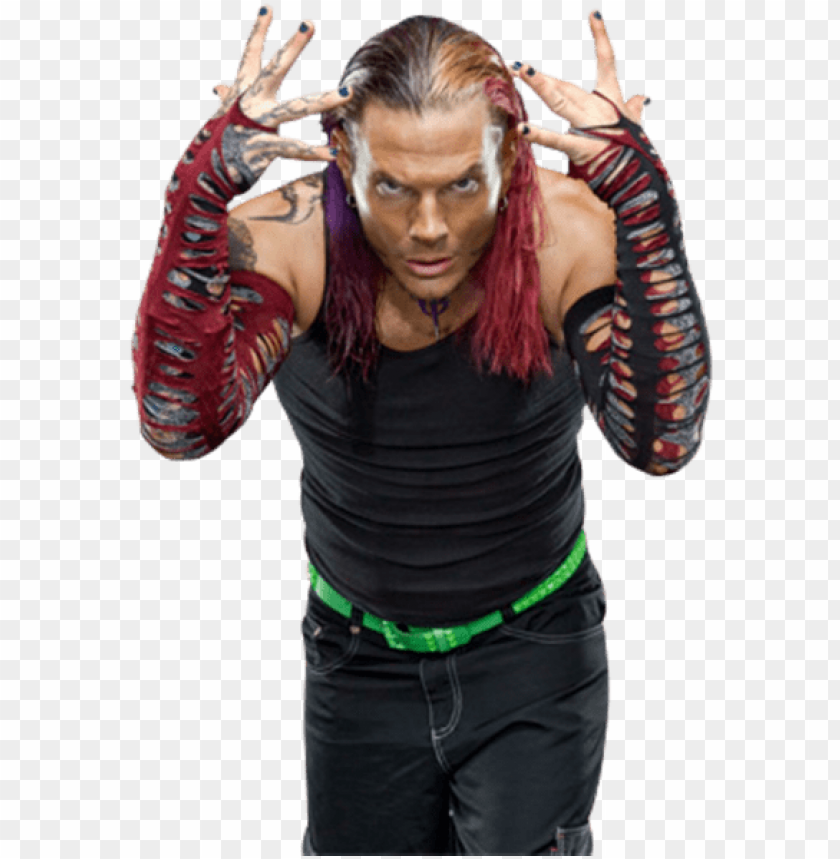 free PNG jeff hardy - wwe jeff hardy hair color PNG image with transparent background PNG images transparent