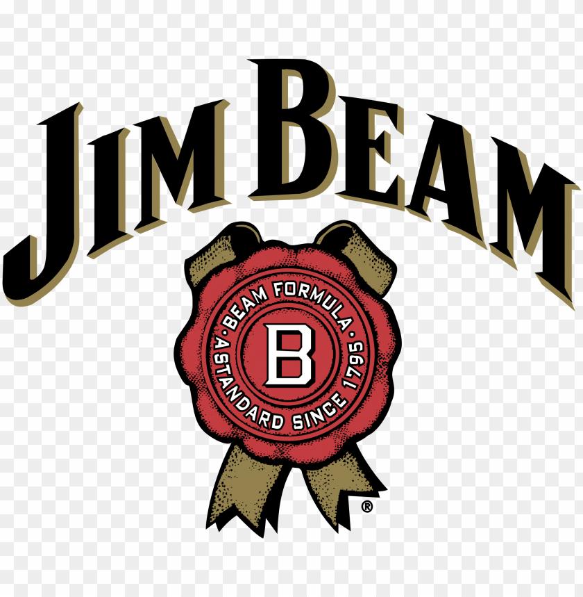free PNG jim beam logo png transparent - jim beam whiskey logo PNG image with transparent background PNG images transparent