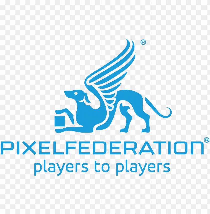 free PNG jl logo pf logo 02 pf logo - pixel federation logo PNG image with transparent background PNG images transparent