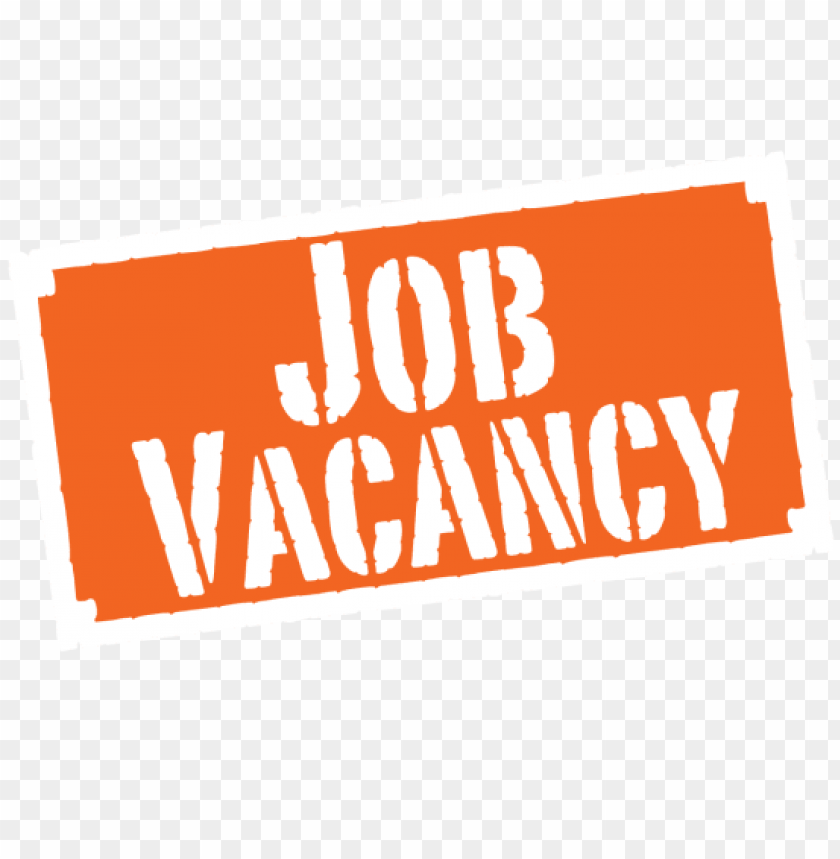 job vacancy PNG image with transparent background   TOPpng