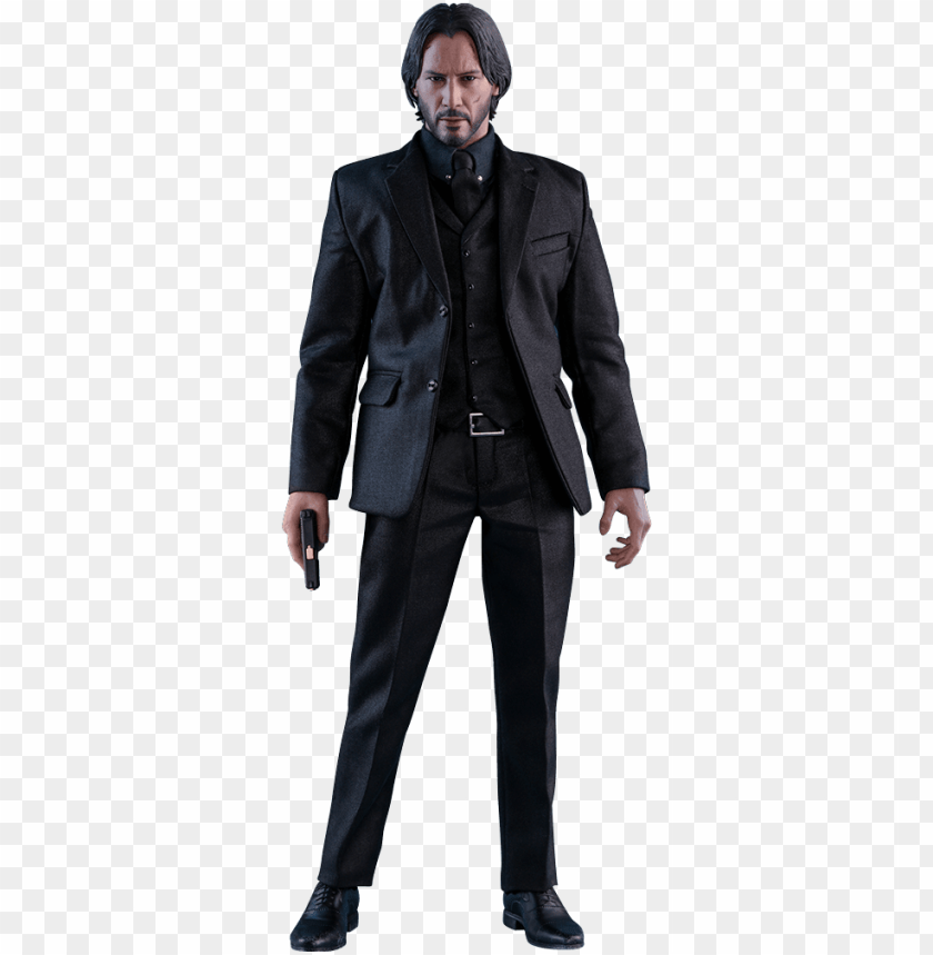John Wick 2 John Wick Sixth Scale Figure John Wick 2 Suit Png Image With Transparent Background Toppng