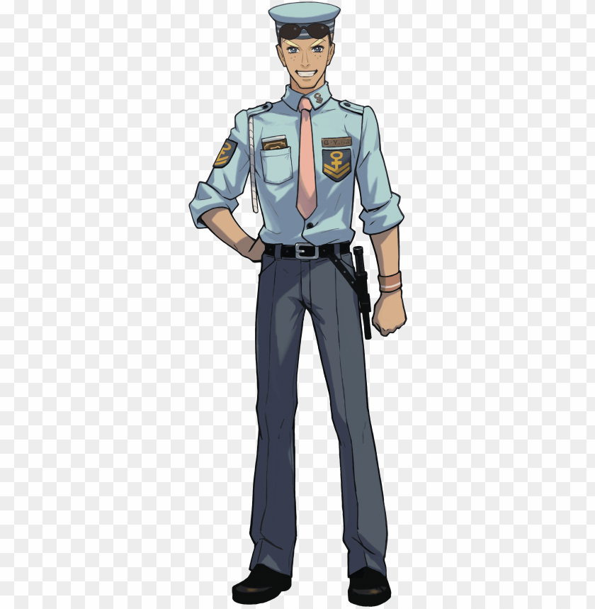 free PNG johnny smiles ace attorney PNG image with transparent background PNG images transparent