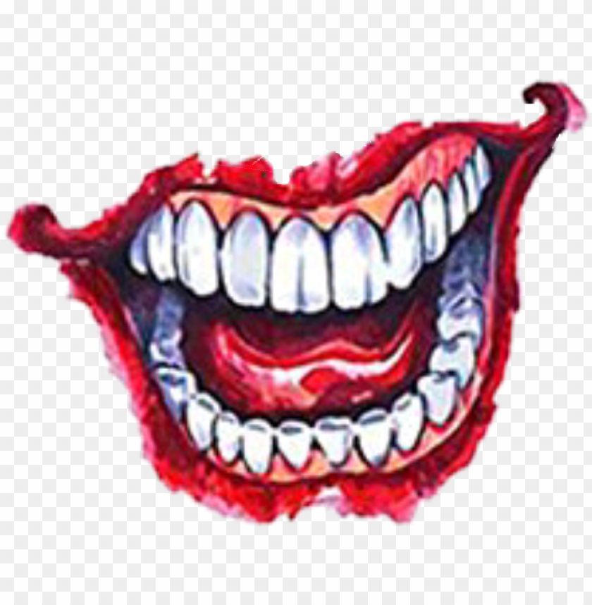 free PNG joker smile hand tattoo PNG image with transparent background PNG images transparent