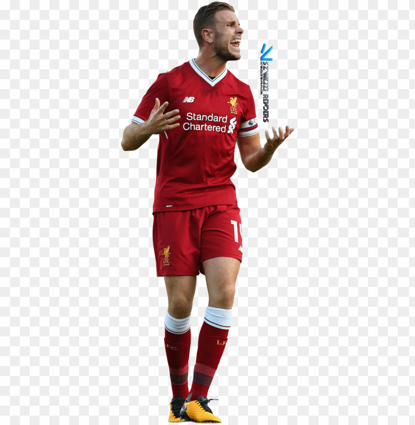 Jordan Henderson Png Liverpool New Kit 2010 Png Image With Transparent Background Toppng