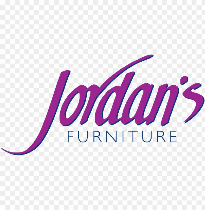 free PNG jordan's furniture - jordan's furniture logo PNG image with transparent background PNG images transparent