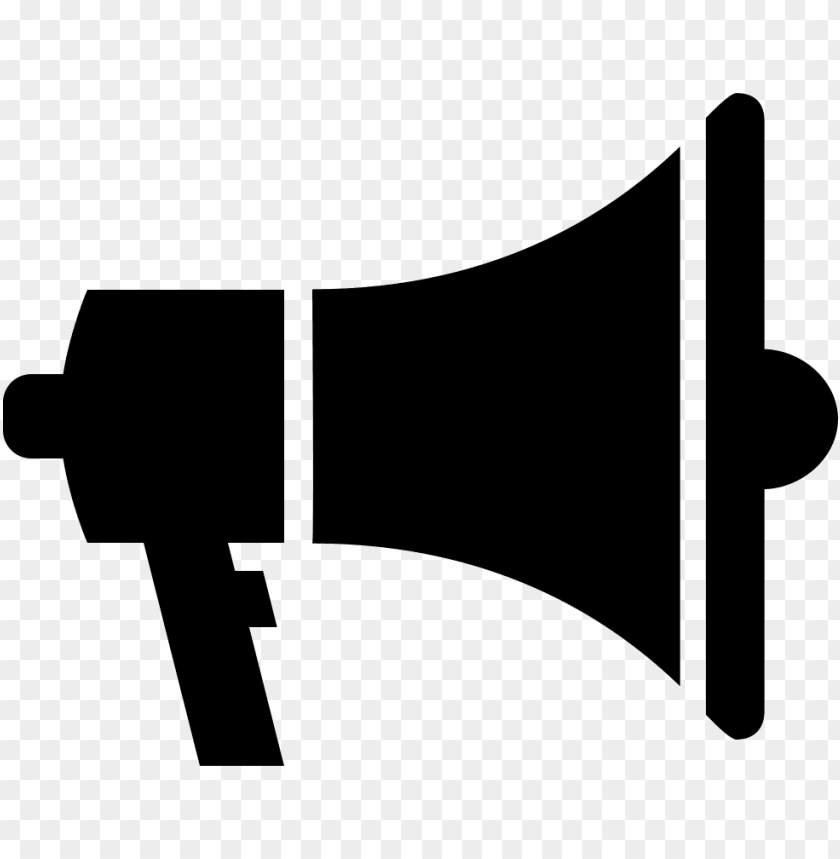 free PNG jpg advertising clipart person megaphone - announce PNG image with transparent background PNG images transparent