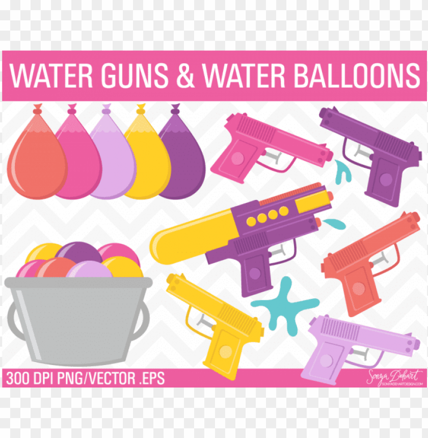 free PNG jpg free download bucket encode clipart to base clip - water guns and water balloons PNG image with transparent background PNG images transparent