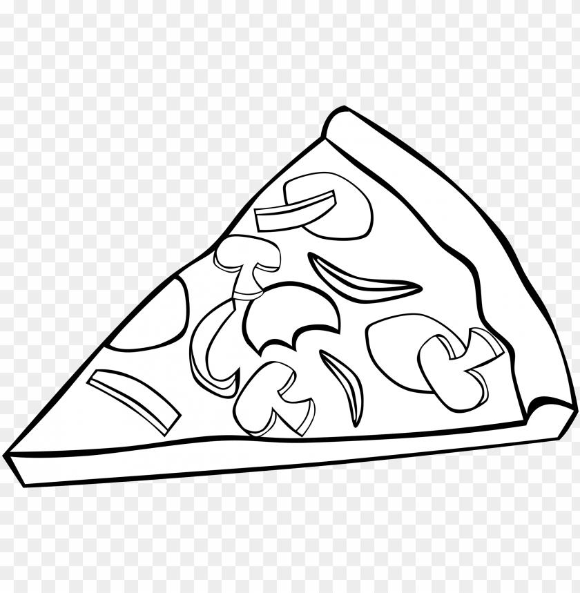 Pizza Slice Clipart : Pizza Slice Png Transparent Cliparts ...