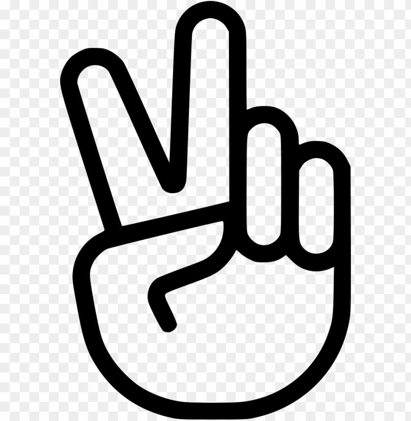 free PNG jpg  icon freeonlinewebfonts com file - peace hands icon png - Free PNG Images PNG images transparent