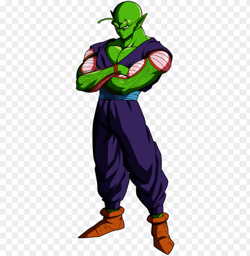 free PNG jpg library stock by urielalv z fighters pinterest - dragon ball fighterz piccolo PNG image with transparent background PNG images transparent