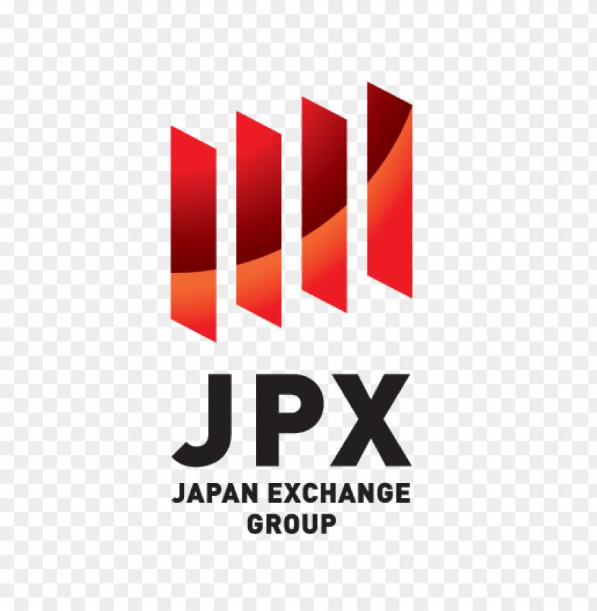free PNG jpx (japan exchange group) logo vector PNG images transparent