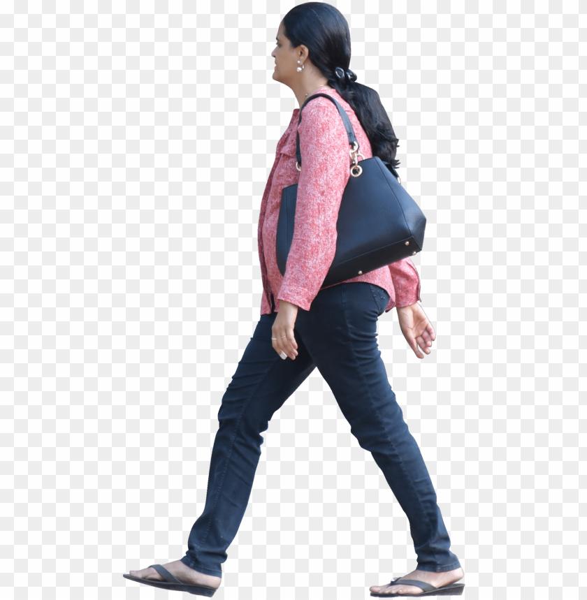 free PNG jugaad render, walking cutout, women indian cutout, - indian people cut out PNG image with transparent background PNG images transparent
