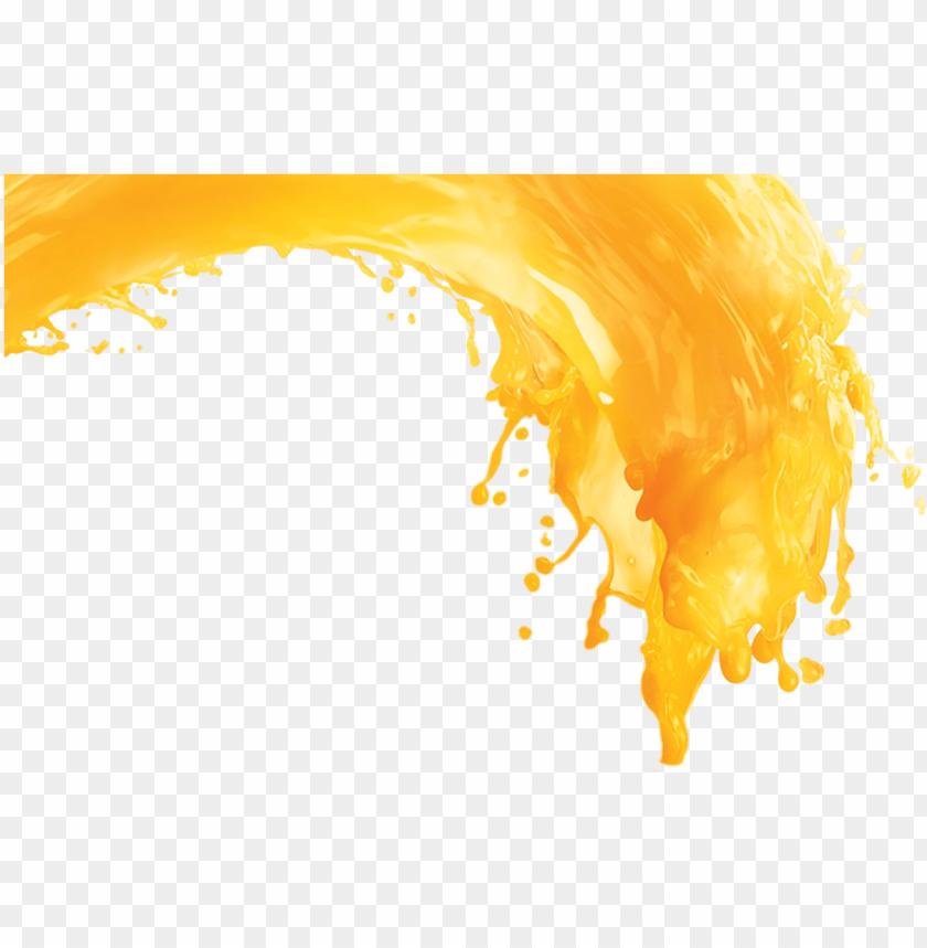 free PNG juice png hd quality - orange juice splash PNG image with transparent background PNG images transparent