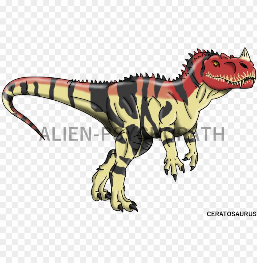 free PNG jurassic park clipart carnivore dinosaur - jurassic park art alien psychopath PNG image with transparent background PNG images transparent