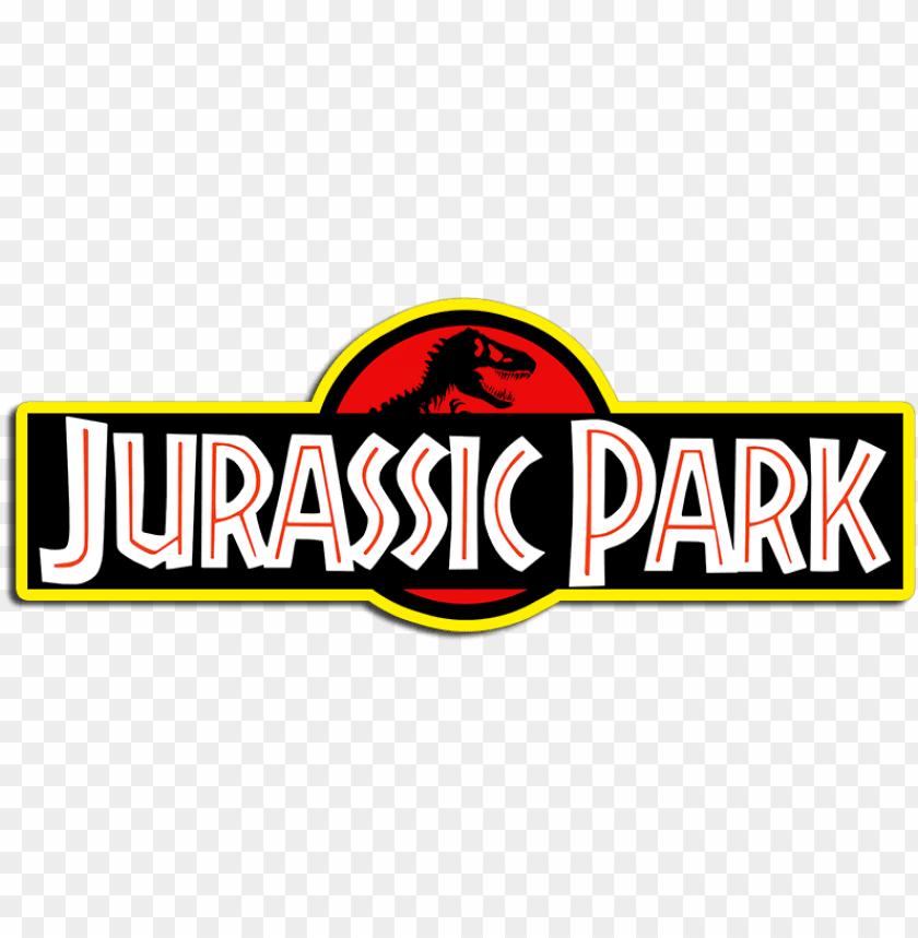 free PNG jurassic park image - jurassic park logo movie dinosaur 32x24 print poster PNG image with transparent background PNG images transparent