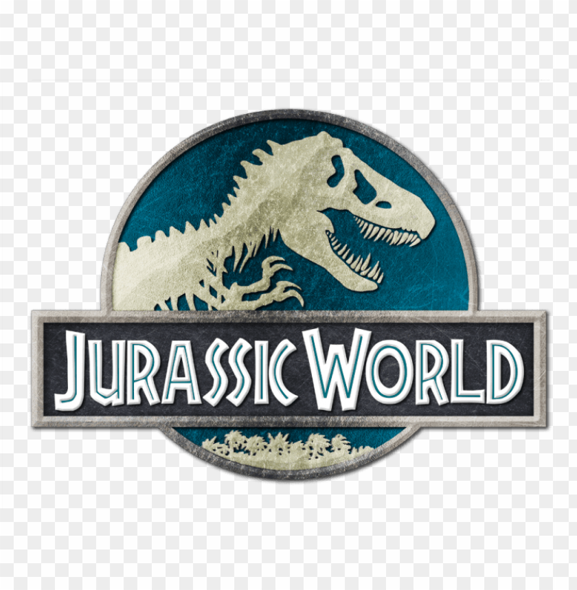 free PNG jurassic world-logo - jurassic world logo PNG image with transparent background PNG images transparent