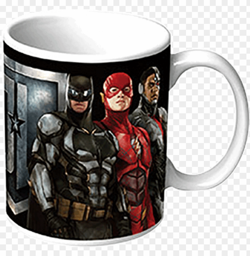 free PNG justice league movie logo mug - icon heroes justice league movie tactical suit batma PNG image with transparent background PNG images transparent