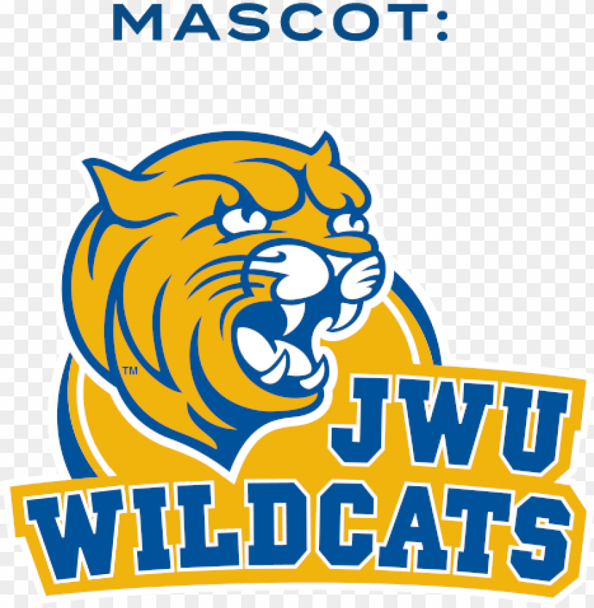 free PNG jwu's athletics teams are called the wildcats - johnson & wales university north miami logo PNG image with transparent background PNG images transparent