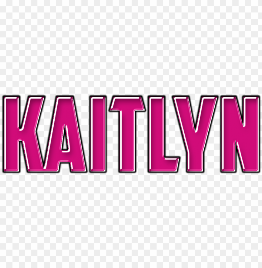 free PNG kaitlyn logo vector online png kaitlyn logo - wwe kaitlyn logo PNG image with transparent background PNG images transparent