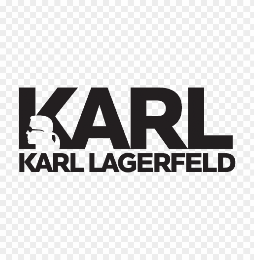free PNG karl lagerfeld logo vector PNG images transparent
