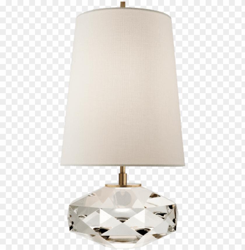 free PNG kate spade castle peak glass lamp (lighting), crystal PNG image with transparent background PNG images transparent