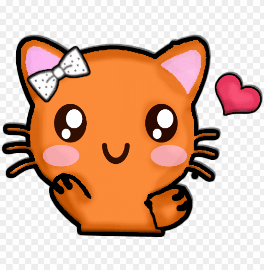 Kawaii Png By Krystalsweet On Clipart Library