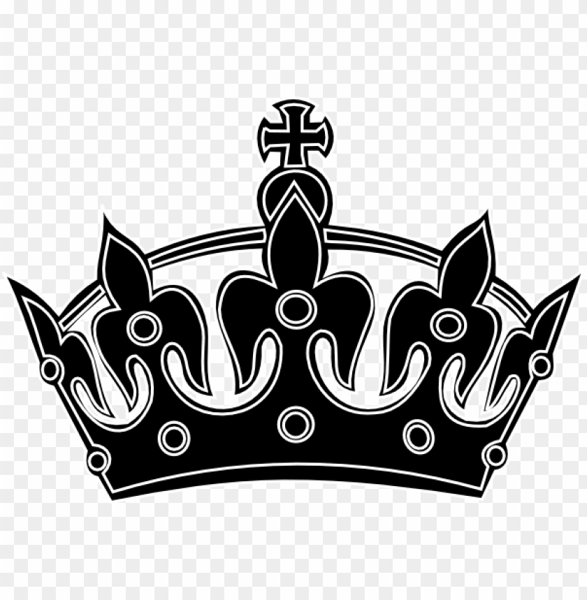 Keep Calm Crown Vector Png Image With Transparent Background Toppng
