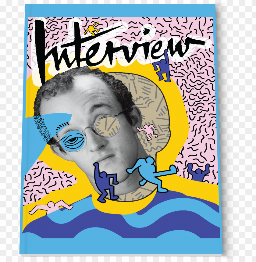 free PNG keith haring - poster PNG image with transparent background PNG images transparent