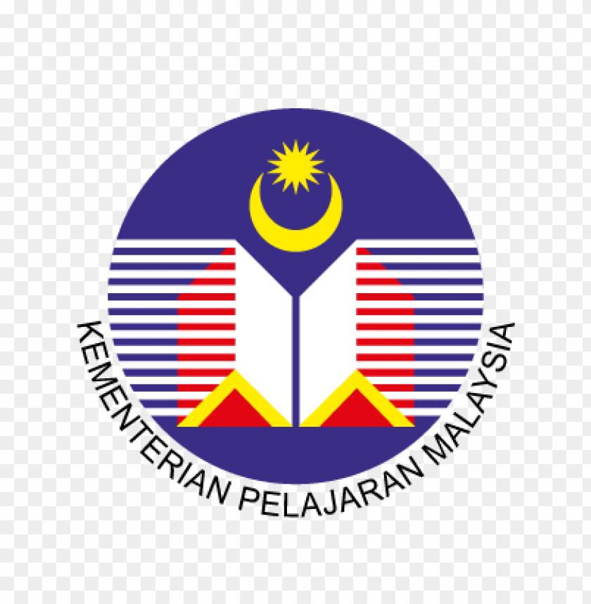 Kem Pelajaran Malaysia Vector Logo Toppng