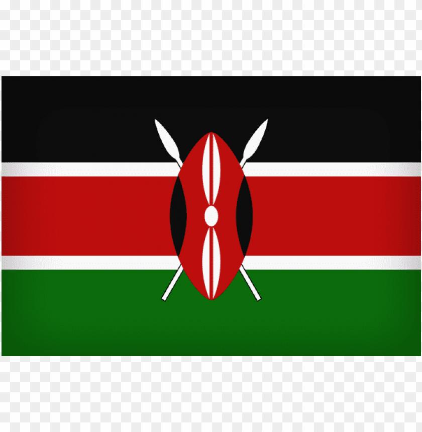 free PNG Download kenya large flag clipart png photo   PNG images transparent