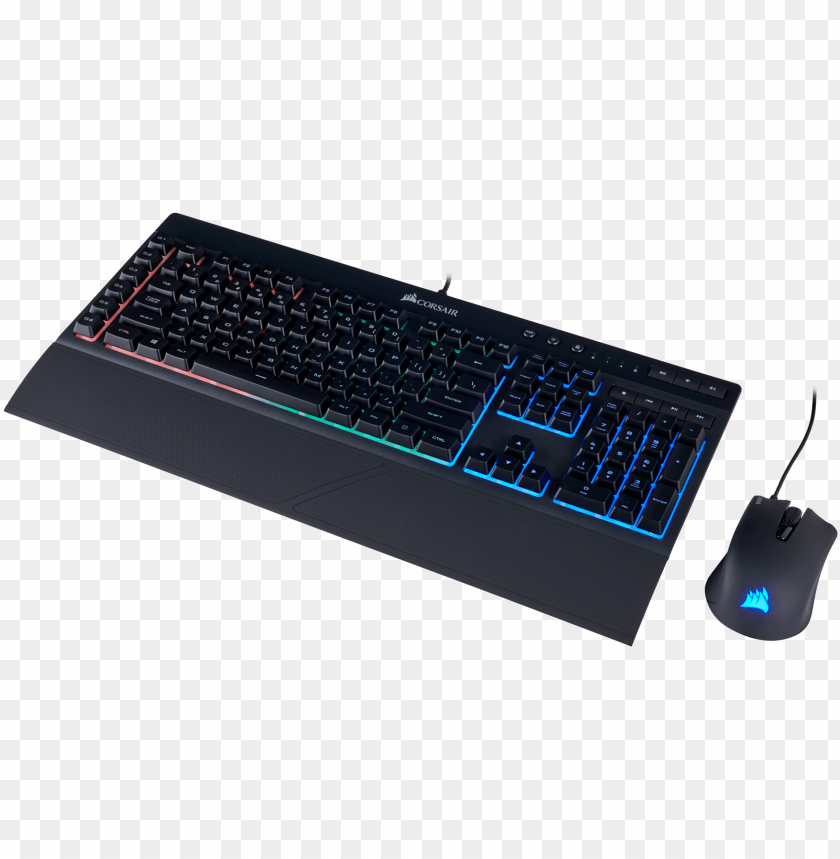 Keyboard And Mouse Png Mouse Corsair Png Image With Transparent Background Toppng
