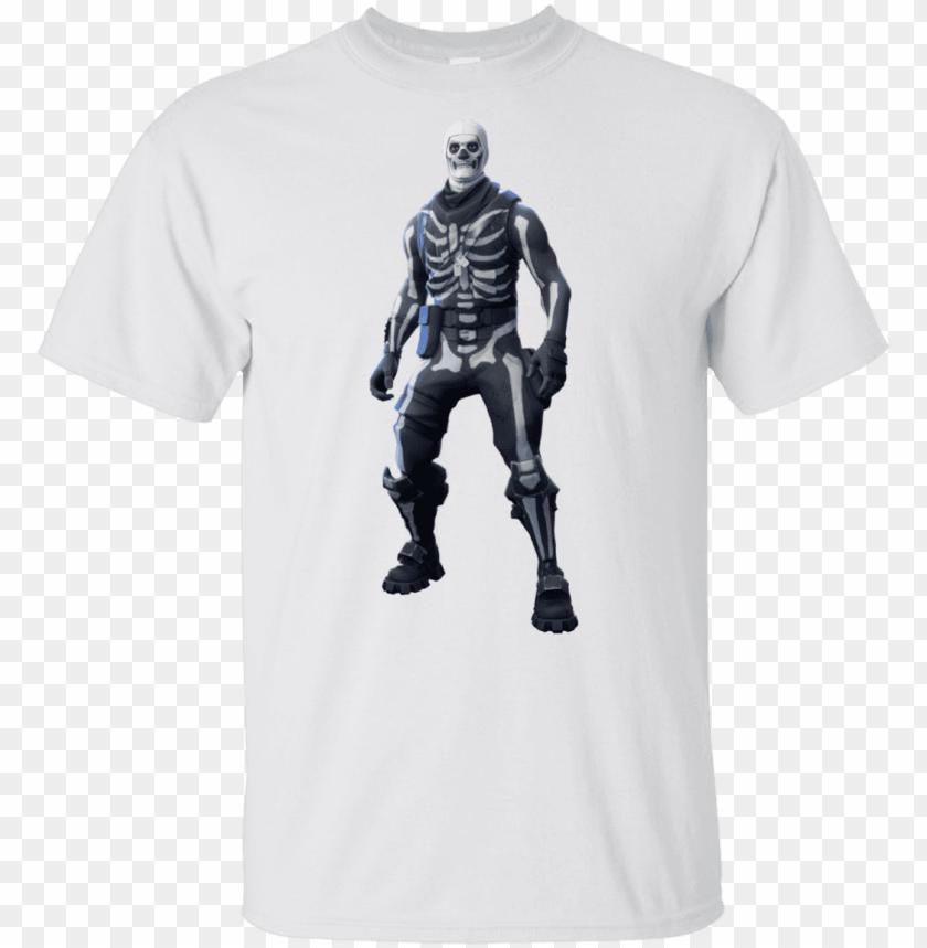 free PNG kids skull trooper fortnite t-shirt - fortnite skull trooper pdf PNG image with transparent background PNG images transparent