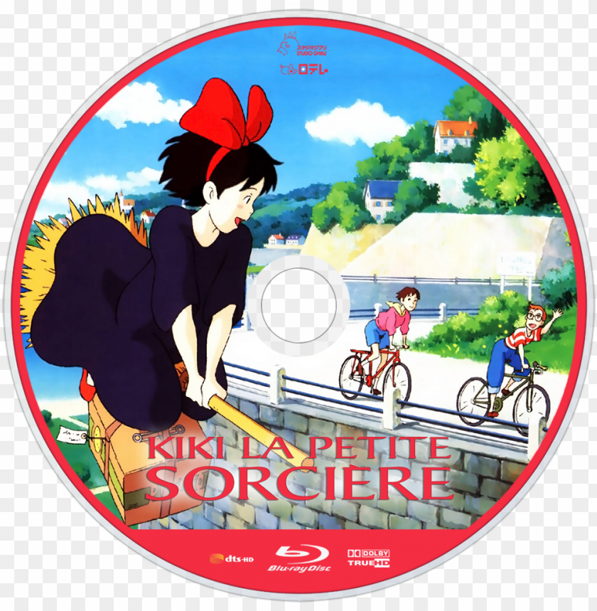 free PNG kiki's delivery service bluray disc image - kiki's delivery service deskto PNG image with transparent background PNG images transparent