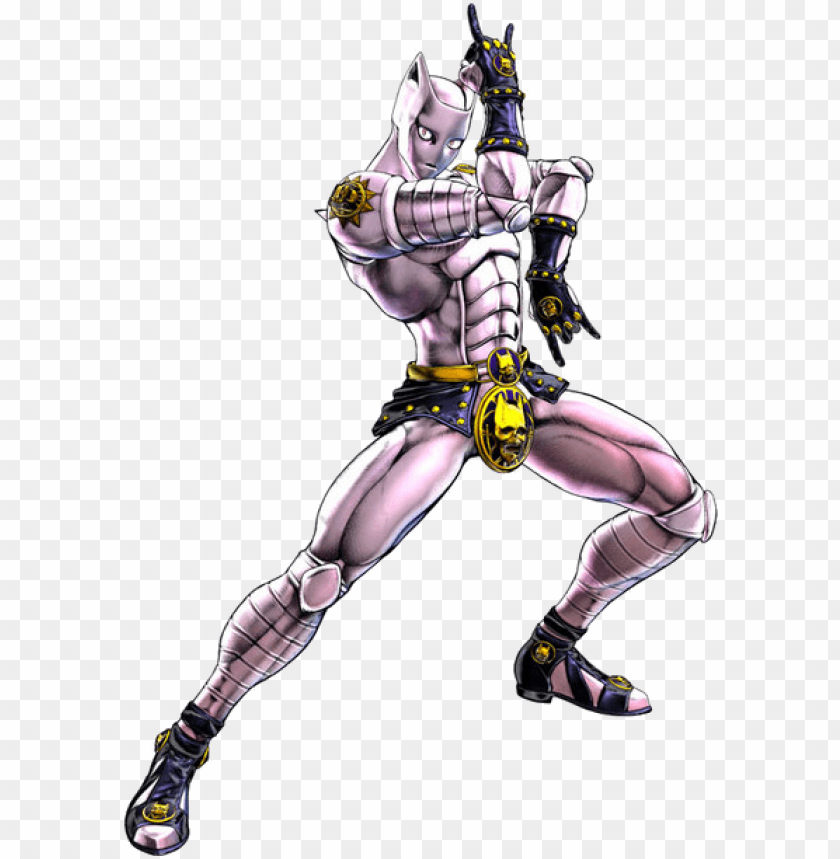Killer Queen Game Ps3 Jojo S Bizarre Adventure All Star Battle Png Image With Transparent Background Toppng