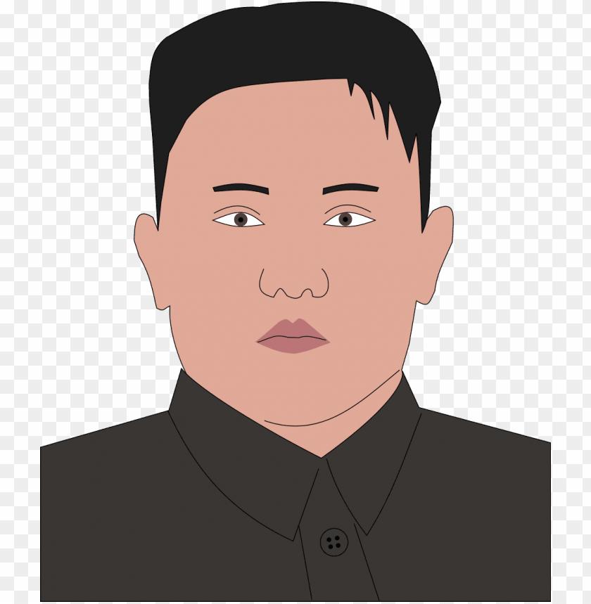free PNG Download kim jong-un clipart png photo   PNG images transparent
