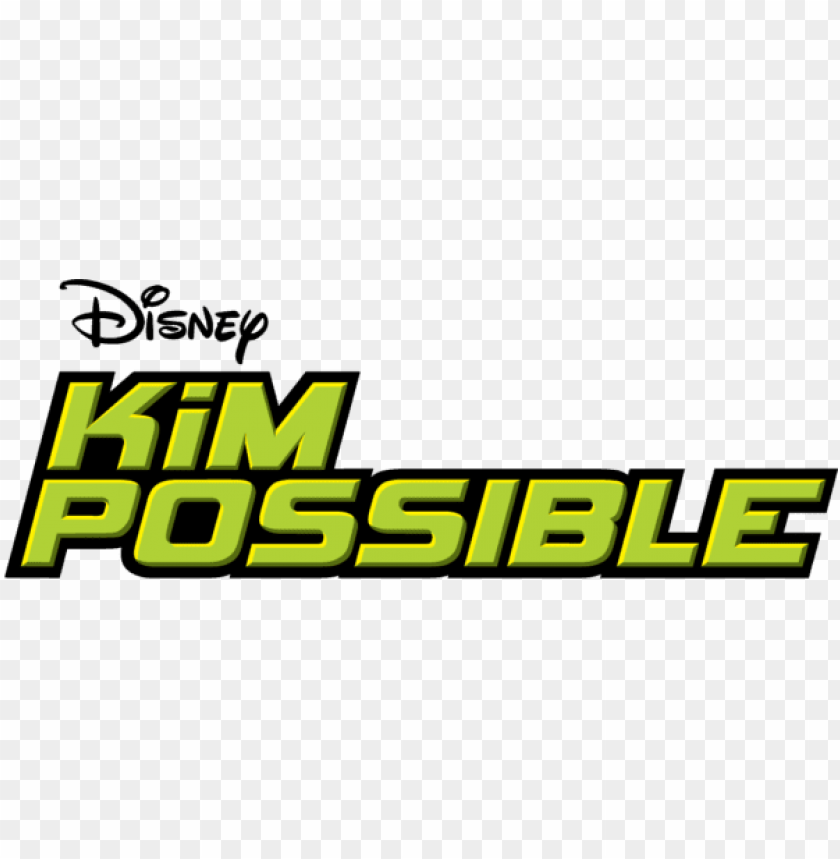 Download Kim Possible Logo Clipart Png Photo Toppng