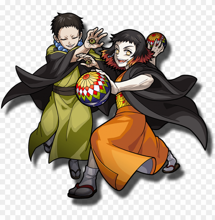 free PNG Kimetsu No Yaiba Monster Strike PNG image with transparent background PNG images transparent
