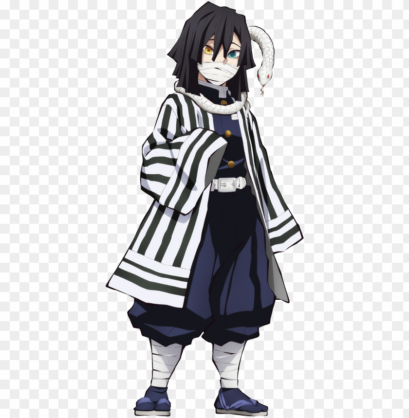 free PNG Kimetsu No Yaiba Obanai Iguro PNG image with transparent background PNG images transparent