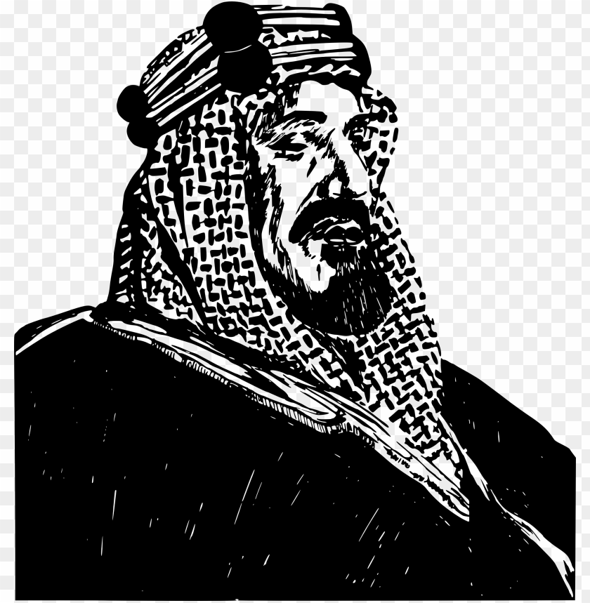 free PNG king abdulaziz of saudi arabia png - Free PNG Images PNG images transparent