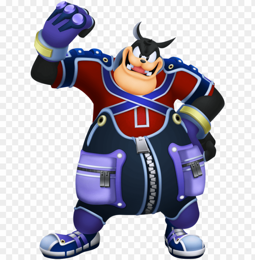 free PNG kingdom hearts clipart one - pete from kingdom hearts PNG image with transparent background PNG images transparent