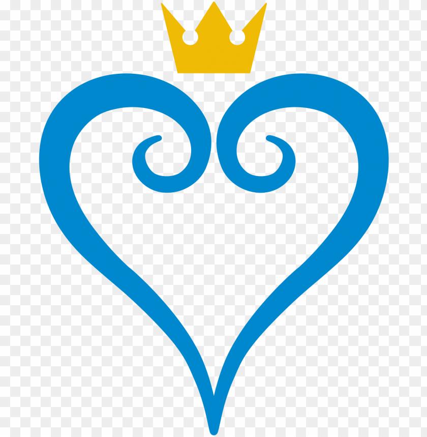 Kingdom Hearts Tatouage Couronne Png Image With Transparent