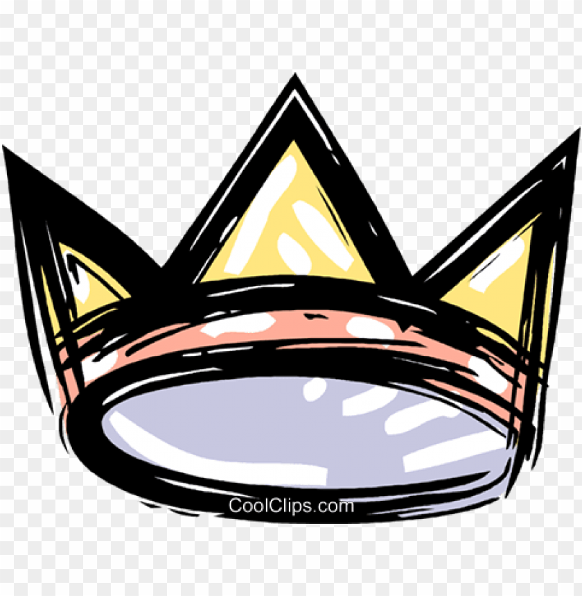 free PNG king's crown royalty free vector clip art illustration - king crown logo PNG image with transparent background PNG images transparent