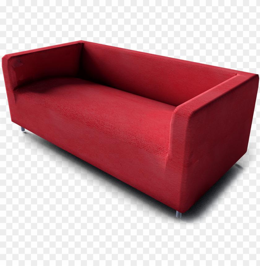free PNG kipplan 2 seat sofa - infant bed PNG image with transparent background PNG images transparent